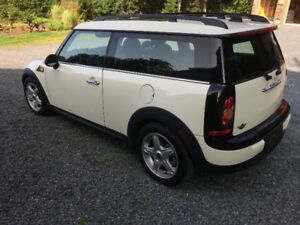 2010 MINI Clubman Coupe (2 door)