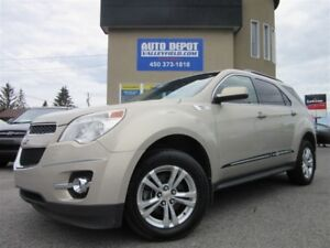 2011 Chevrolet Equinox LT AWD + MAGS, CRUISE, AC