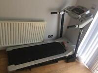 Electric Tredmil, 'York ' folds up, (heavy duty) £80