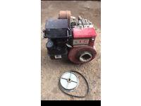 Briggs & Stratton engine
