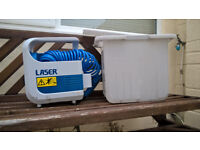 Laser Tools 12v Mobile Pressure Washer