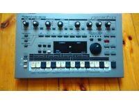 Roland MC303 Groovebox and power supply