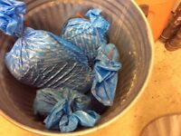 Clay - 2 bags of grogged & 2 bags of stoneware