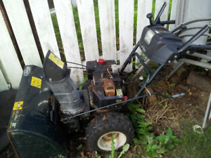 "2, 30"" yardworks snowblowers for sale"