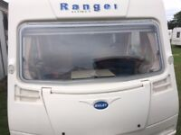 BAILEY RANGER 510/4 BIRTH,WITH FREE AWNING AND OTHER BITS,GREAT STARTER VAN,NO DAMP OR ISSUES