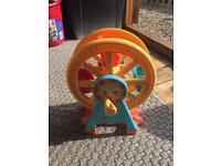 Happy land big wheel