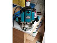Makita router rp1801
