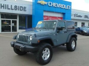 2015 Jeep Wrangler Sport *4X4|V6|SOFT TOP & HARD TOP*