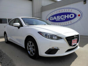 2015 Mazda MAZDA3 GX|SyActiv|Bluetooth|Push Start|Auto