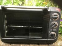 Silver crest small oven /grill