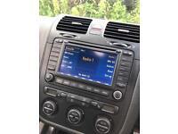 VW MFD2 NAV Stereo