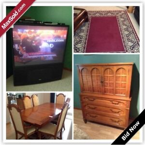 Consecon Downsizing Online Auction - County Road 29(July27)