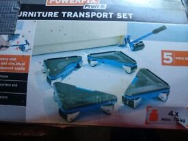 Furniture Transport set