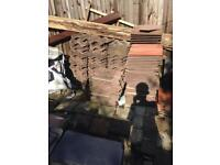 210 Second hand Roof tiles