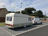 ABI Jubilee Courier 4 Berth Caravan
