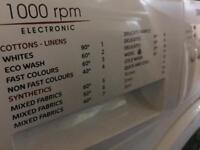 Tricity bendix washing machine with 6 mth warranty