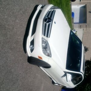 2008 Mercedes-Benz C-Class 4Matic, Commande System,  Sedan