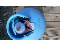 Butane gas bottle 13kg