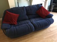 Settee pair for sale