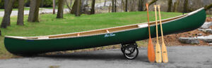 """Old Town """"Tripper"""" Canoe - Includes Cart & Paddles"""
