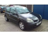 Renault Clio 1.2 Expression (FULL MOT & WELL SERVICE)