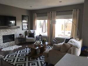 Fully furnished house for rent in St.Albert