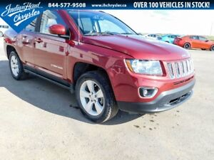 2015 Jeep Compass High Altitude 4x4 | Leather