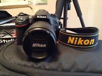 Nikon D7100 for sale!