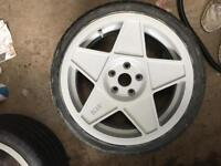 """3sdm 19"""" alloy wheels and tyres"""