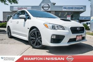 2015 Subaru WRX Base *Bluetooth|Heated seats|Rear view monitor*