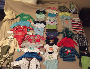 Baby Boy Lot - Sizes 6 and 9 months