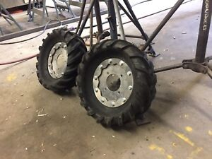 "8"" kids crushlocks with tires"