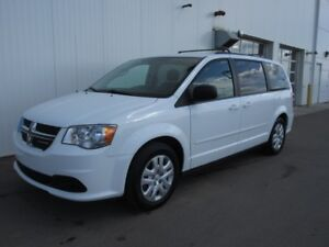 2014 Dodge Grand Caravan SXT Air Cond/PW/PL/RoofRack