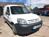CITREAON BERLINGO WHITE DIESEL 1900CC LONG MOT NATIONWIDE DELIVERY ***BARGAIN***