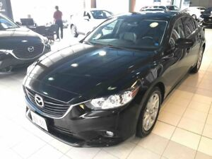 2014 Mazda MAZDA6 GS 6-speed automatic! Sunroof! One Owner!