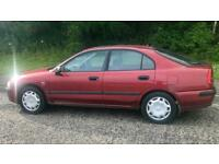 CHEAP AUTOMATIC FAMILY CAR 1.6L (2001) long mot