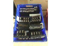 137 door locks - 95mm and 70mm