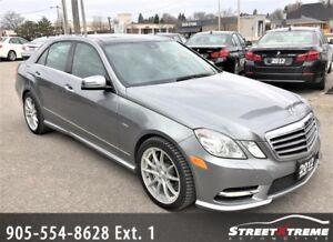 2012 Mercedes-Benz E550 NAV|BACKUP CAM|KEYLESS|SUNROOF|SENSORS