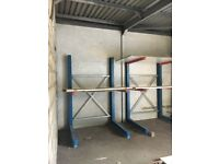500kg racking for quick sale