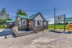 Fully updated Diner just outside of Grand Bend