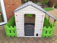 Chad valley farmhouse playhouse
