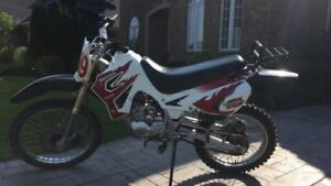 230cc 4 Stroke Panterra Dirt Bike