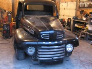 FOR SALE - 1948 Ford F1 Pick-up Truck (Resto-mod Project)