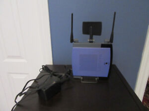 Routeur Linksys Wireless N WRT300N V1