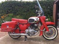 1968 Honda CA77 Dream Touring 305cc Classic Motorcycle