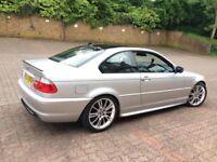 *2004 BMW 330 CD M SPORT COUPE AUTO 204 BHP *