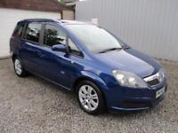 2006 Vauxhall Zafira 1.9 CDTi Active [120] 5dr 7 SEATS 5 door MPV