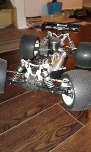 Losi eight looking to trade for upgraded 4 x 4