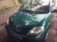 CITREON C3 1.4 VERY GOOD CONDITION NO FAULTS WELL CARED FOR WOTH SERVICE HISTORY DRIVES LOVELY