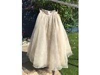 Augusta Jones Antique Gold Wedding Dress
